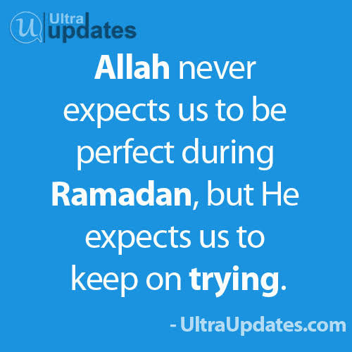 Hakikat Shaum di Bulan Ramadan