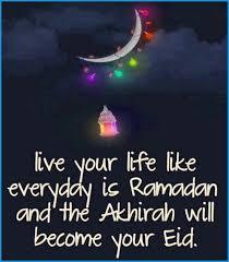Istimewanya Ramadan, Penuh Berkah